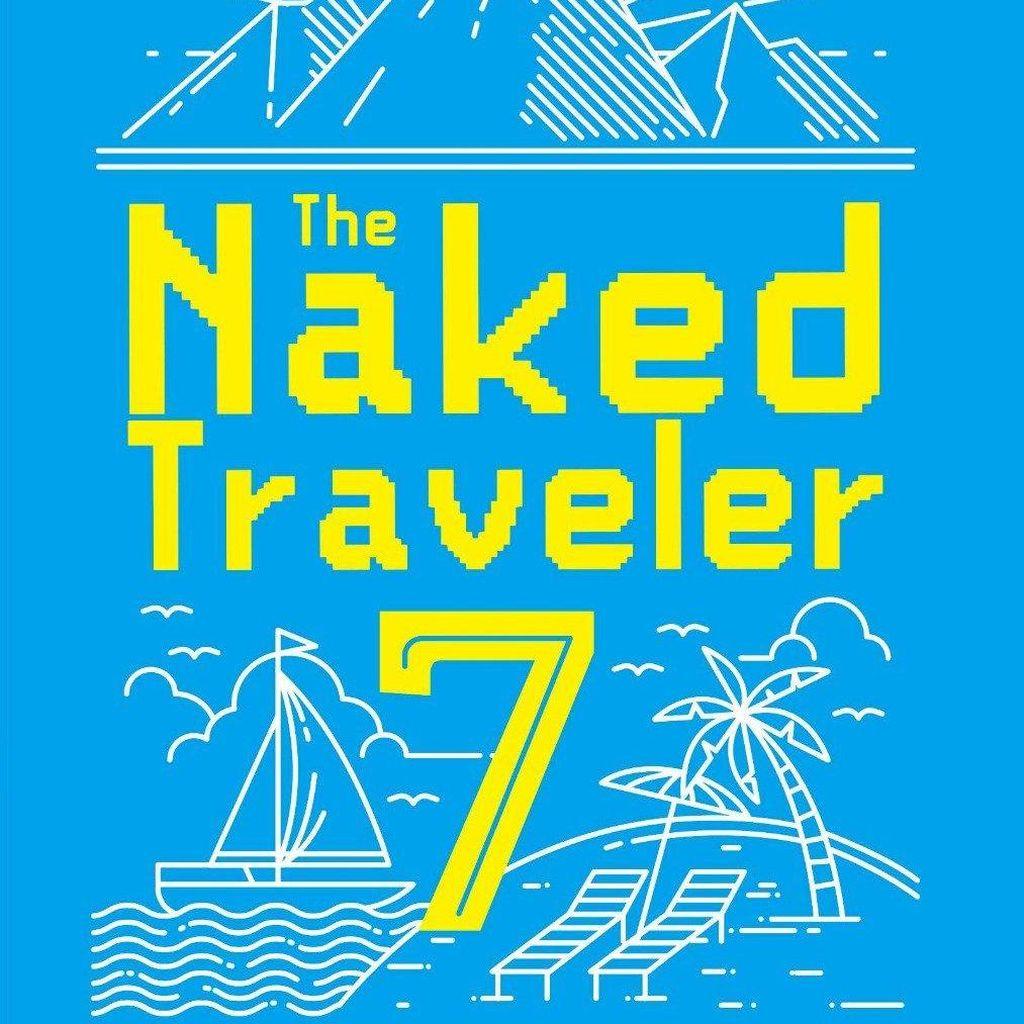 Trinity Lanjutkan Kisah Petualangan di The Naked Traveling 7