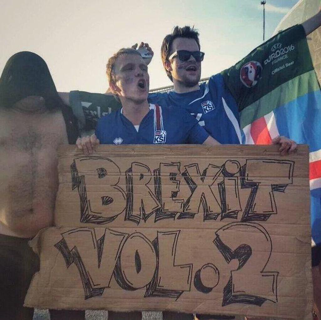 Brexit Jilid II: Silakan Tinggalkan Eropa dan Pergilah ke Mana Kau Mau, Inggris