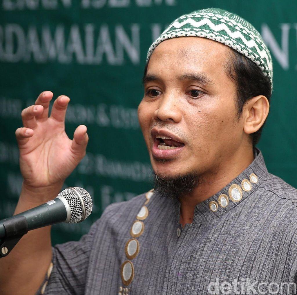 Ali Imron Jadi Pembicara Kajian Ramadan