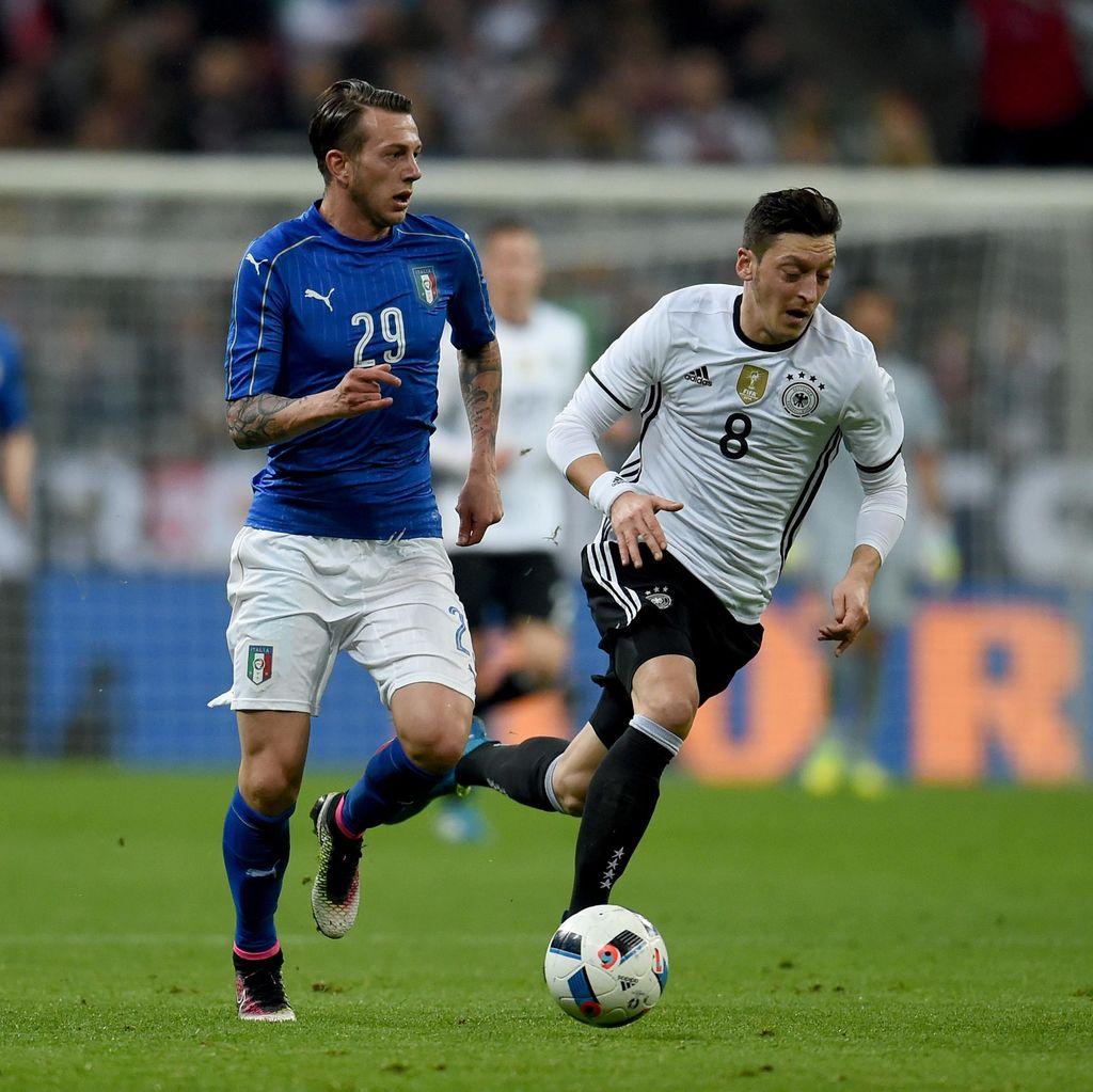 Toni: Jerman Selalu Lebih Difavoritkan, tapi Italia Selalu Menang