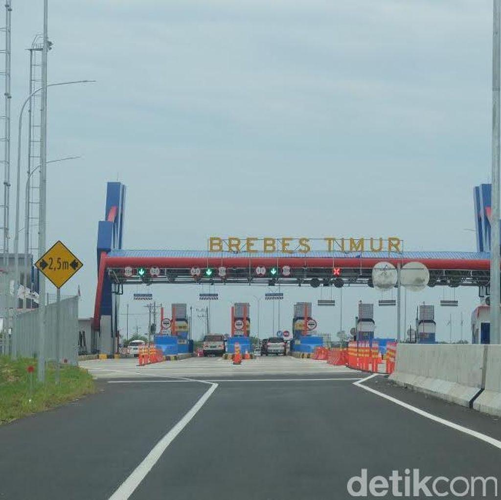 Jika Macet saat Mudik, Ini Pintu Keluar di Sepanjang Tol dari Jakarta ke Brebes