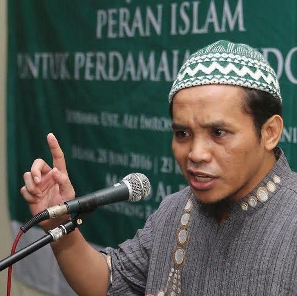 Napi Teroris Ali Imron Jadi Pembicara Buka Bersama di Masjid di Menteng