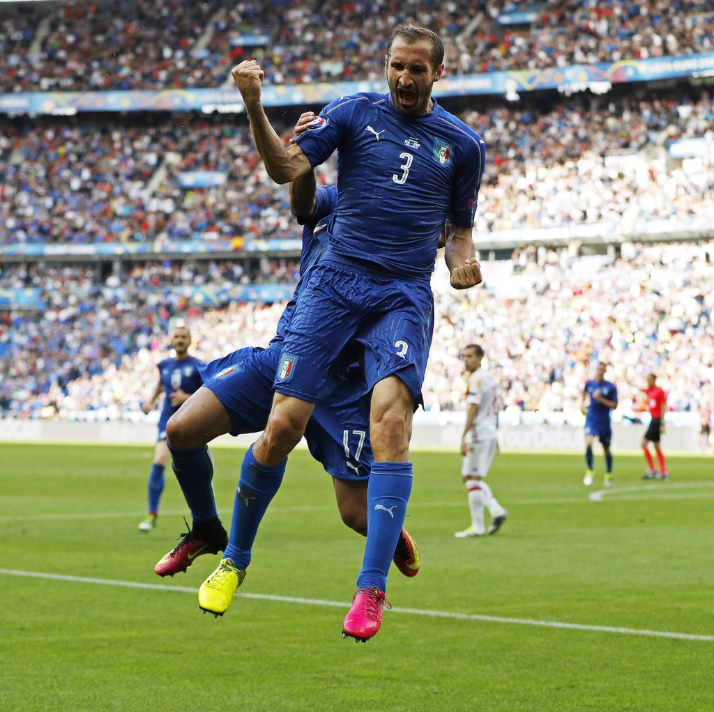 Italia Sama Mengejutkannya dengan Islandia