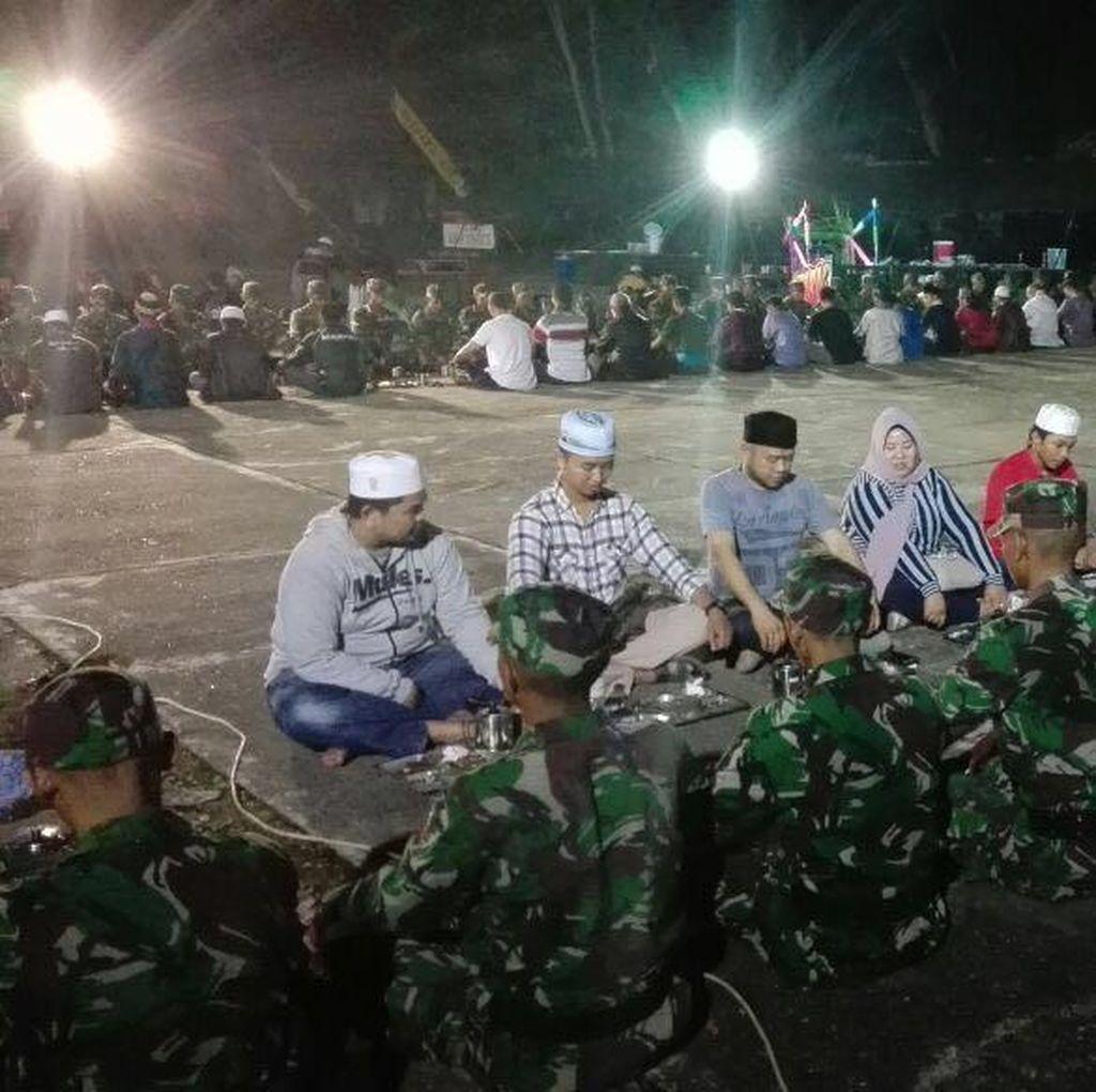 Toleransi Beragama di Kalsel, Warga Non-Muslim Bantu Bangunkan Sahur