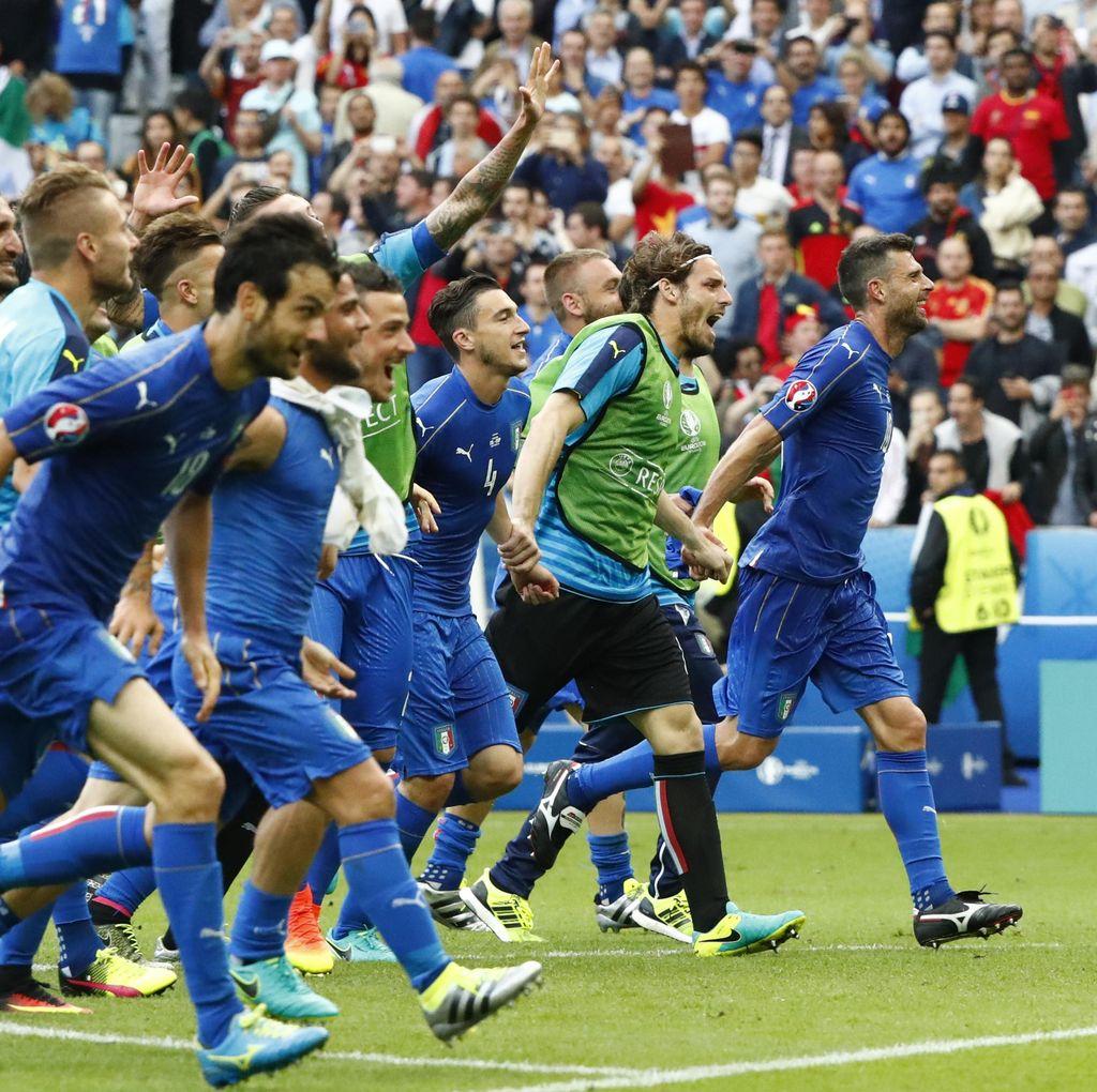 Italia-nya Conte Mirip dengan Italia Saat Juara Dunia 1982