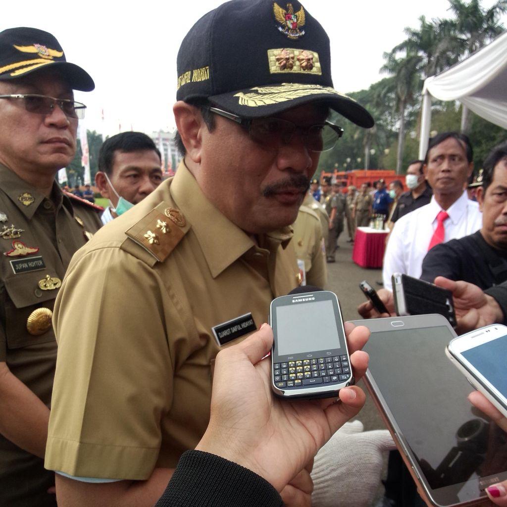 Pengelolaan Aset DKI Lemah, Wagub Djarot Bandingkan dengan Blitar