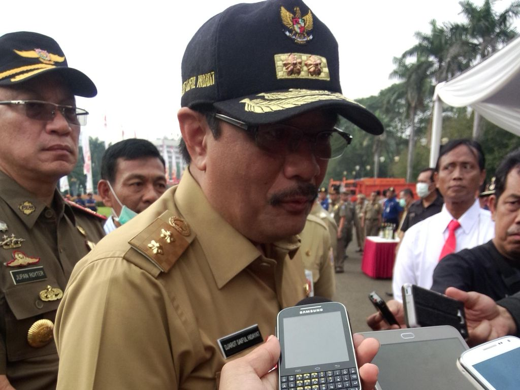 Pemprov DKI Jamin Puskesmas di Jakarta Bebas Vaksin Palsu