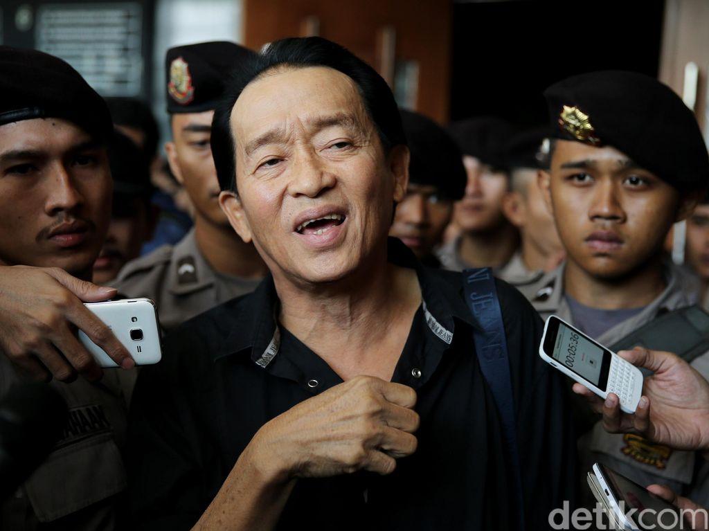 Arief dan Barista Kopi Laporkan Pengacara Jessica ke Polisi