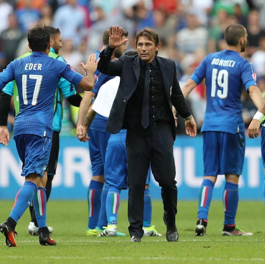 Balotelli: Italia Akan Juara Piala Eropa 2016