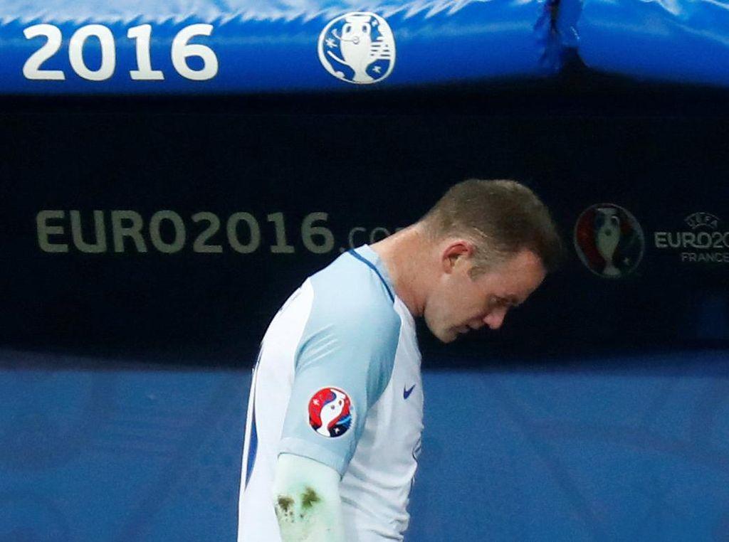 Rooney Tak Berniat Pensiun dari Timnas Inggris