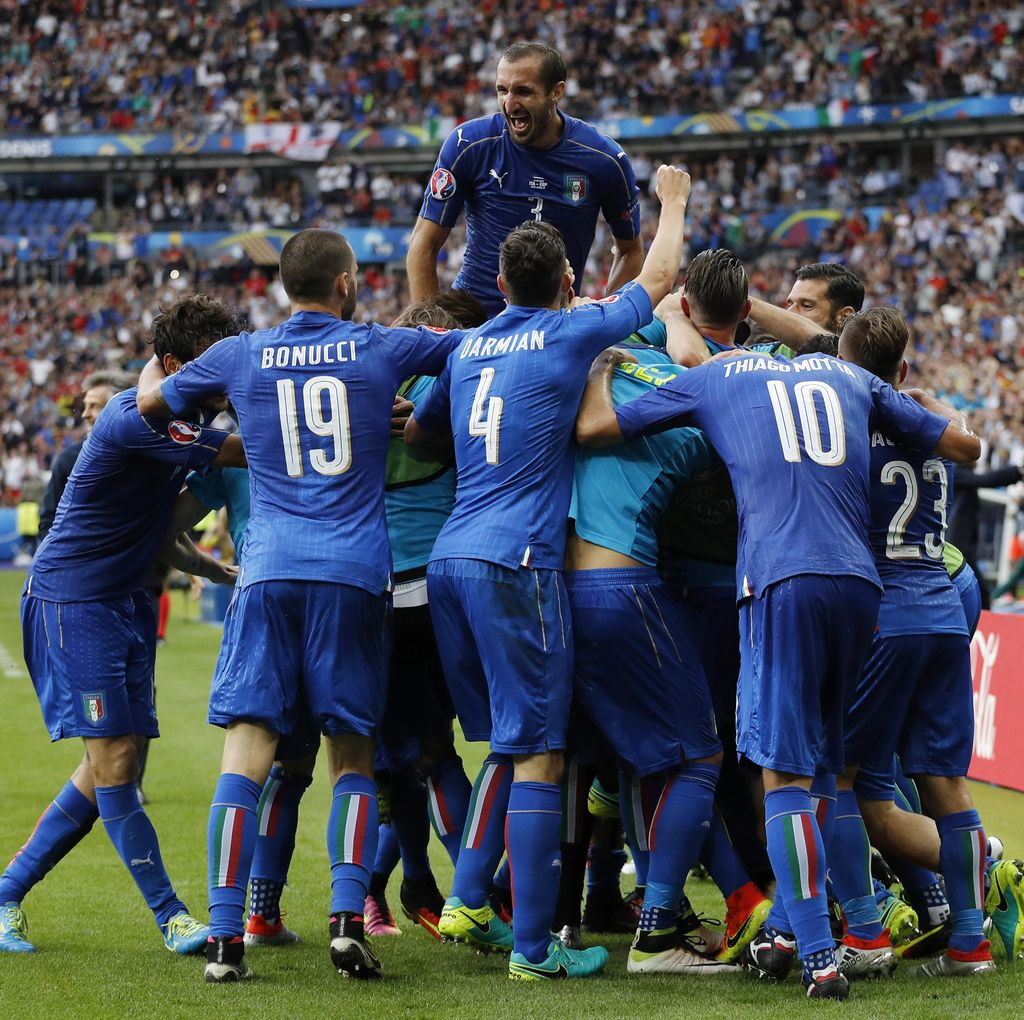 Del Bosque: Ini Harinya Italia