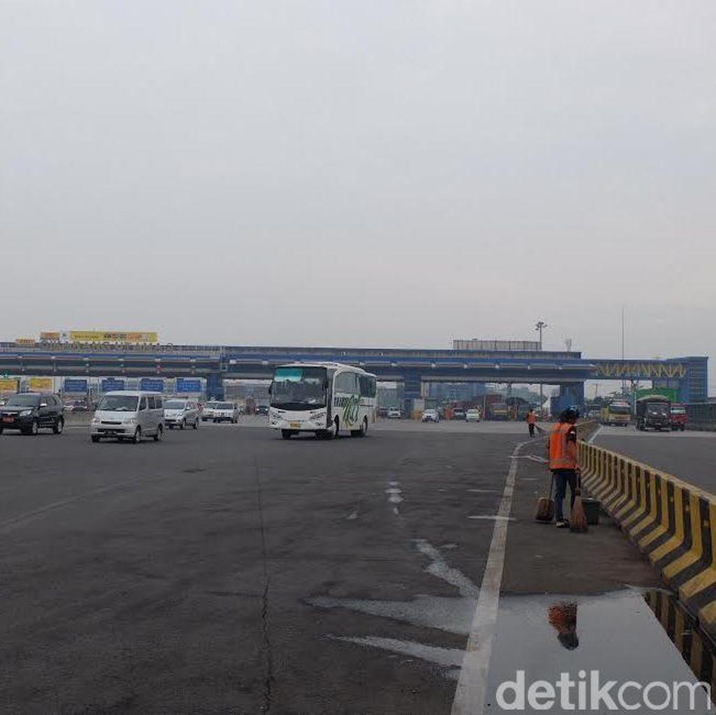 Antisipasi Kemacetan, Begini Rekayasa Lalin di Tol Pejagan Sampai Brebes Timur