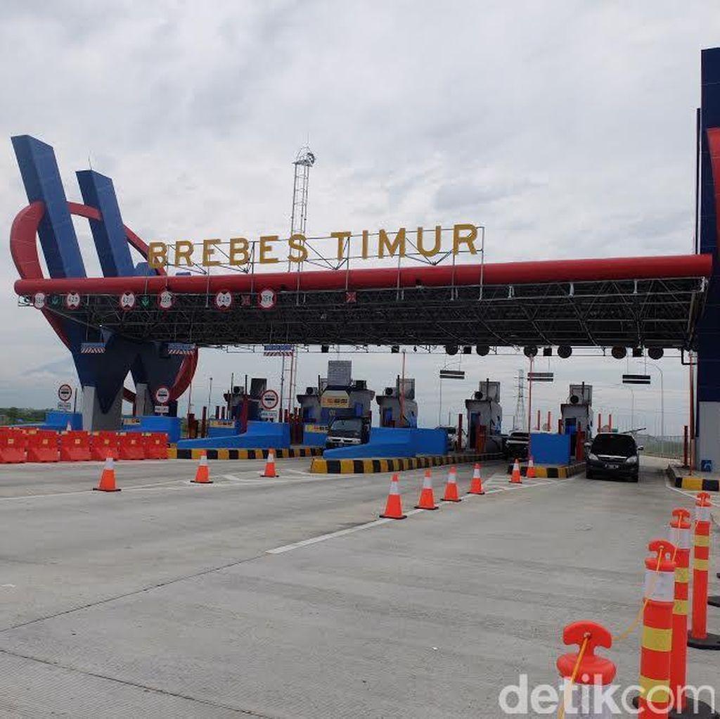 Waspada! Gerbang Tol di Cipali Sampai Brebes Timur Rawan Macet