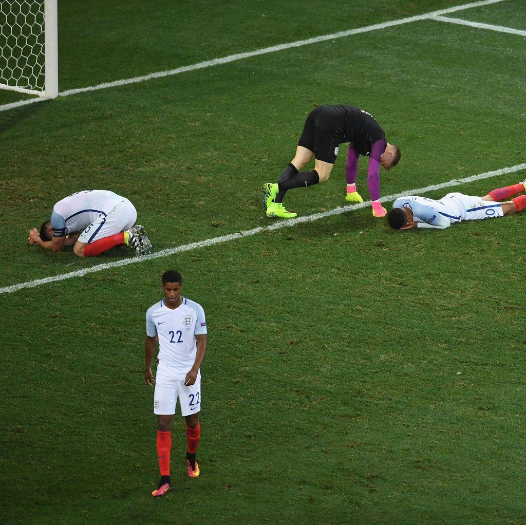 Gerrard: Tak Ada Ketenangan di Timnas Inggris, Cuma Histeria dan Ketakutan