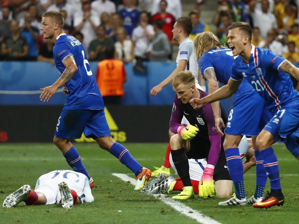 Sigurdsson: Inggris Menduga Laga Lawan Islandia Akan Gampang