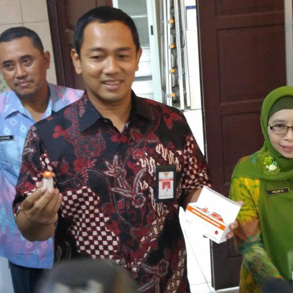 Warga Semarang yang Bayinya Disuntik Vaksin Palsu Harap Mengadu ke Dinkes