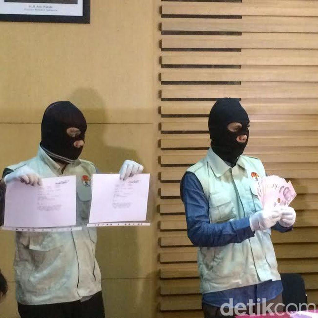 Selain Uang Tunai, Anggota DPR I Putu Sudiartana Juga Terima Suap Lewat Transfer