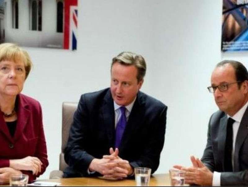 David Cameron Bertemu Pemimpin Uni Eropa Setelah Referendum