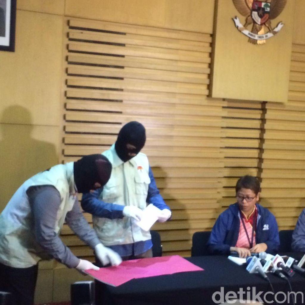 KPK Belum Temukan Aliran Dana Suap Putu Sudiartana ke Partai Demokrat
