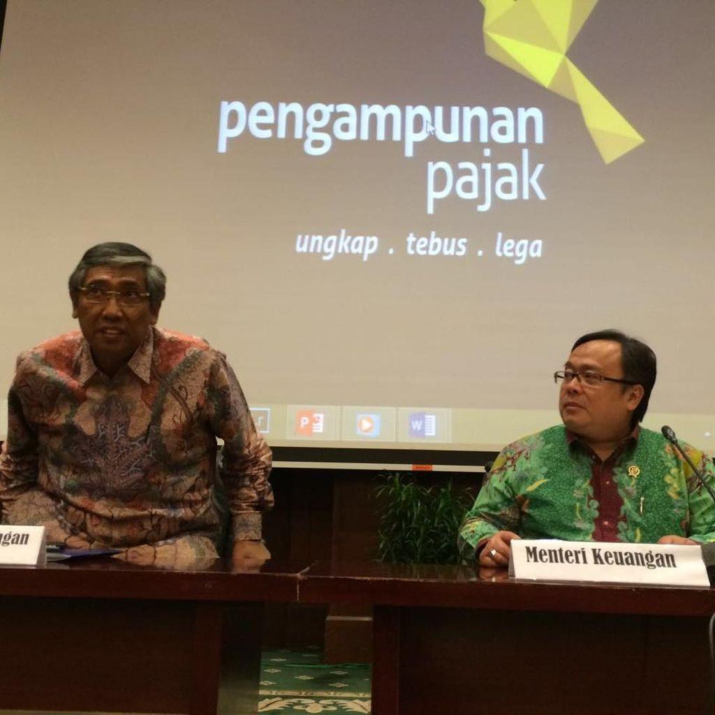 Dana Hasil Tax Amnesty untuk Biayai Infrastruktur, Bagaimana Caranya?