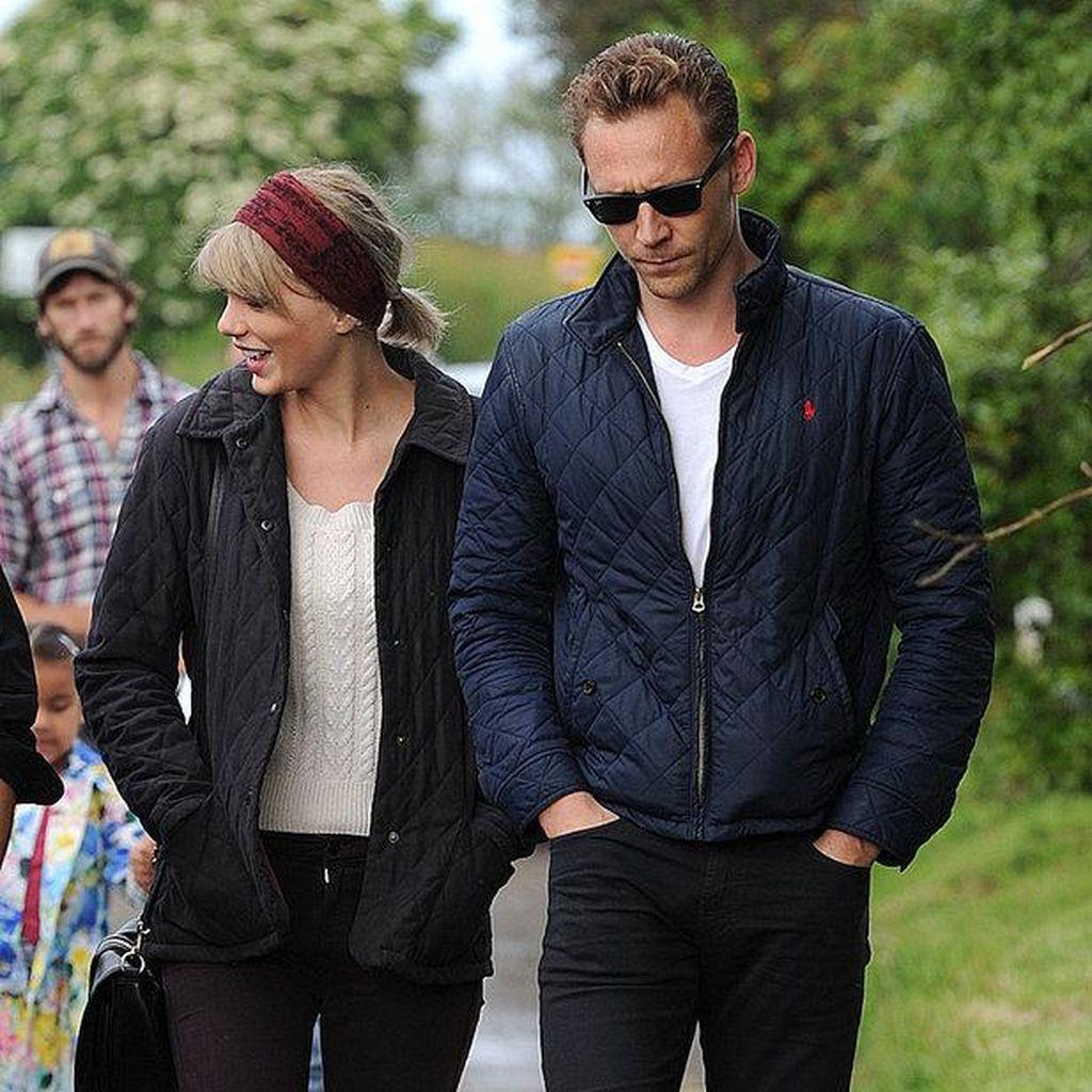 Asmara Taylor Swift dan Tom Hiddleston Berat di Ongkos