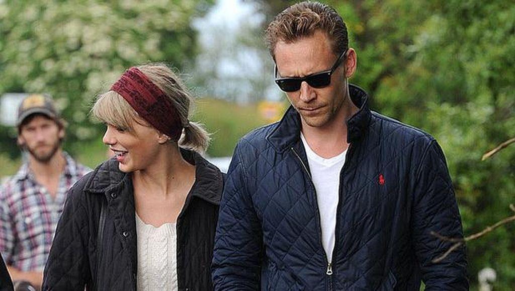 Syuting Thor: Ragnarok, Tom Hiddleston Sering Curhat Soal Taylor Swift