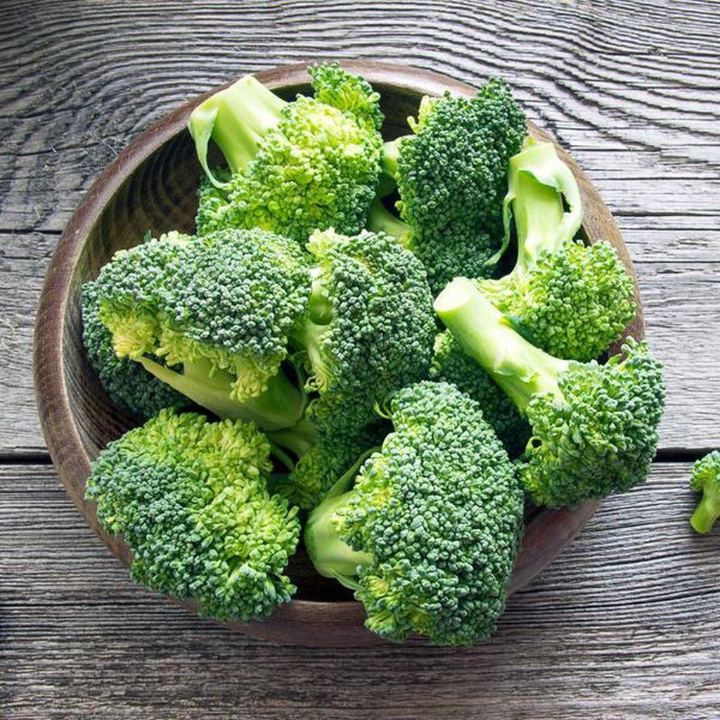 Brokoli Lebih Berkhasiat dengan Tambahan Senyawa Phenolics
