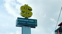 Dolar AS Naik Lagi ke Rp 13.020
