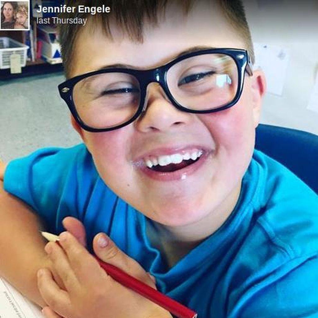 Viral, Curhat Ibu yang Anaknya Tak Diundang Pesta Ultah karena Down Syndrome