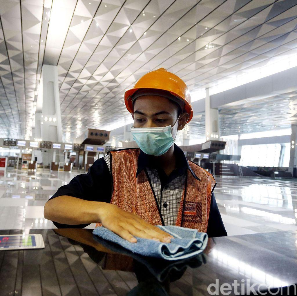 Sistem Keamanan Terminal 3 Ultimate, Bisa Deteksi Bom dan Identifikasi Wajah