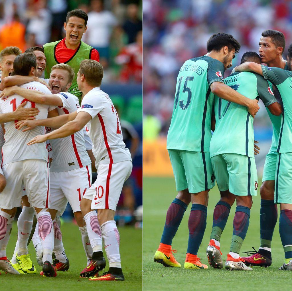 Polandia vs Portugal, Siapa Dapat Tiket Semifinal?