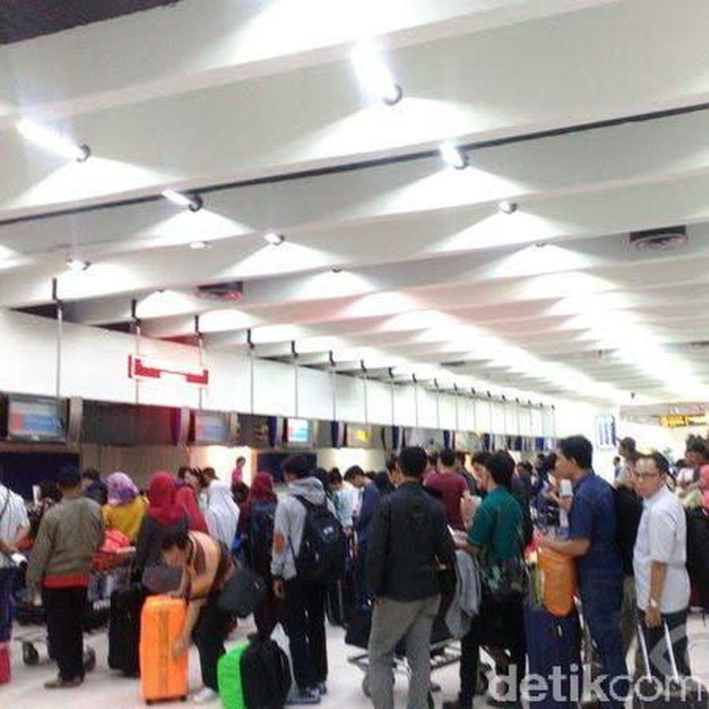 Antisipasi Lonjakan Penumpang, AP II Tambah 30% Penerbangan