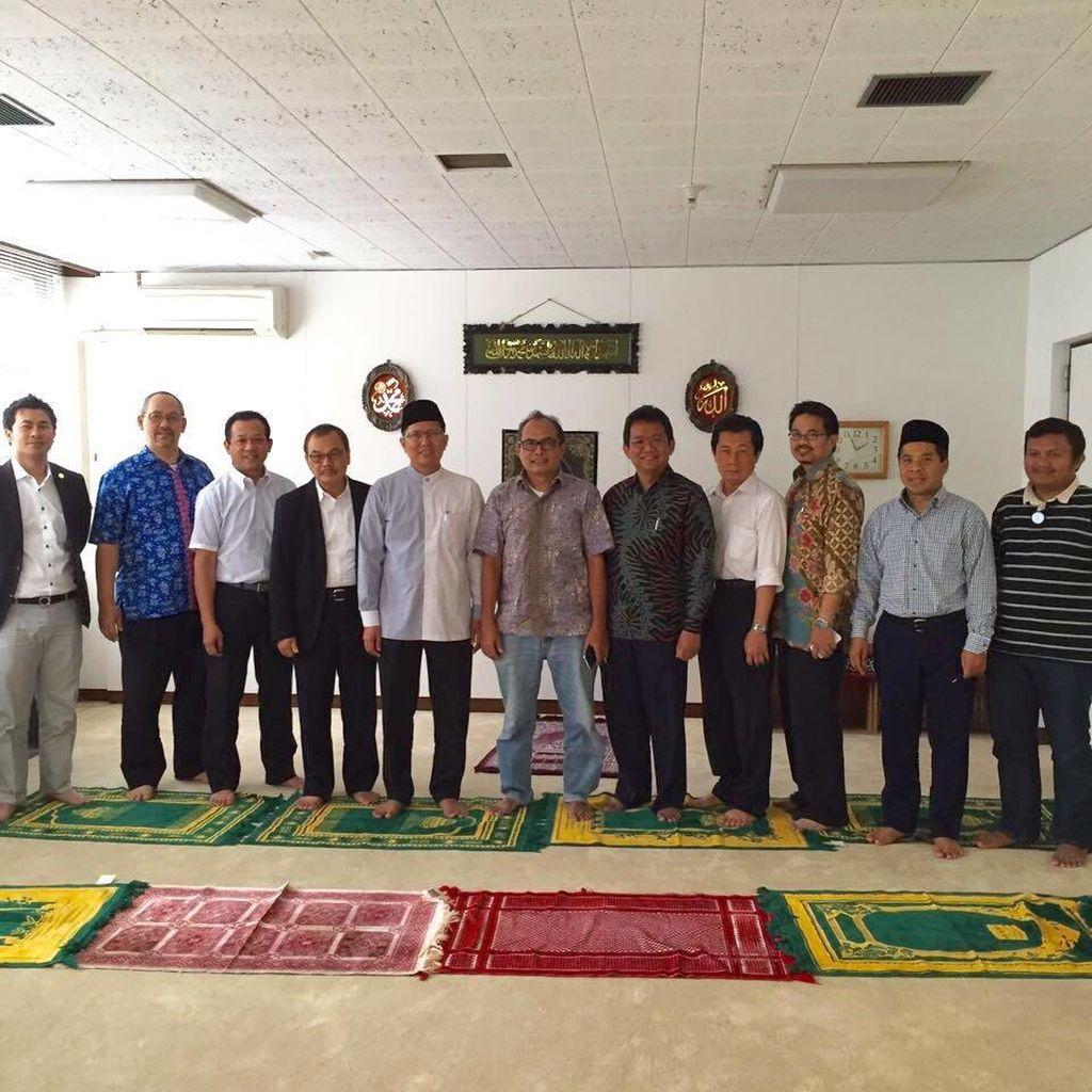Indahnya Kebersamaan WNI Muslim di Tengah Sepinya Suasana Ramadan di Jepang
