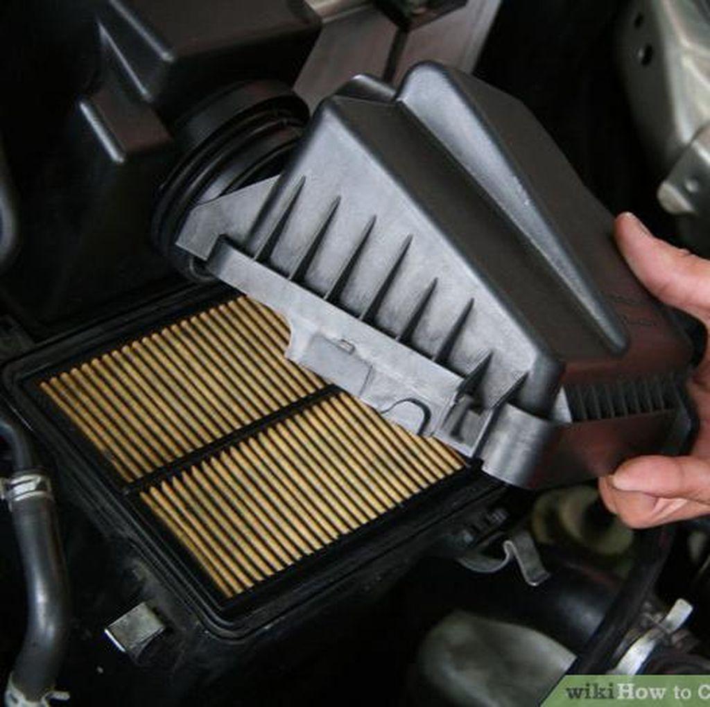 Filter Udara Kendaraan Sudah Hitam Pekat, Segera Diganti