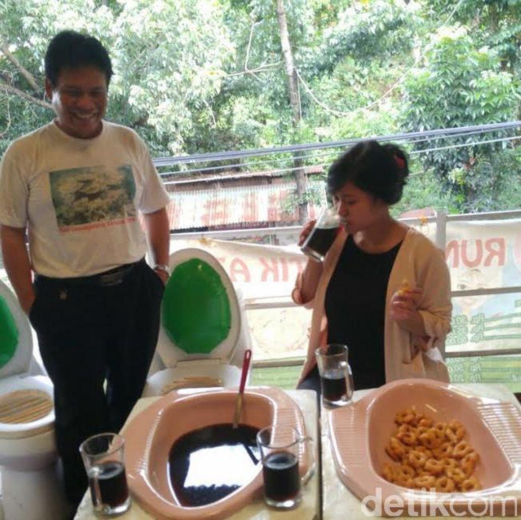 Budi Laksono Punya Niat Baik Dirikan Kafe Jamban: Begini Ceritanya