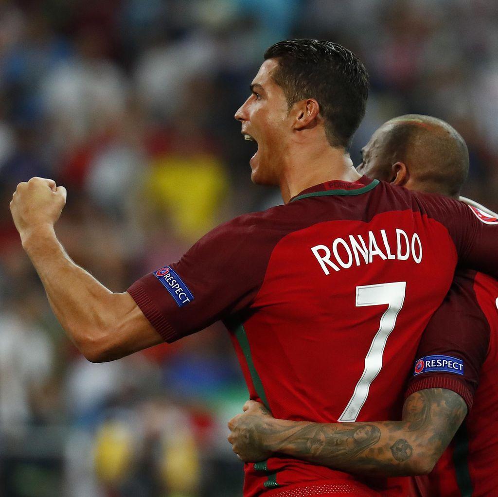 Ronaldo Kini Berani Bermimpi Menangi Piala Eropa