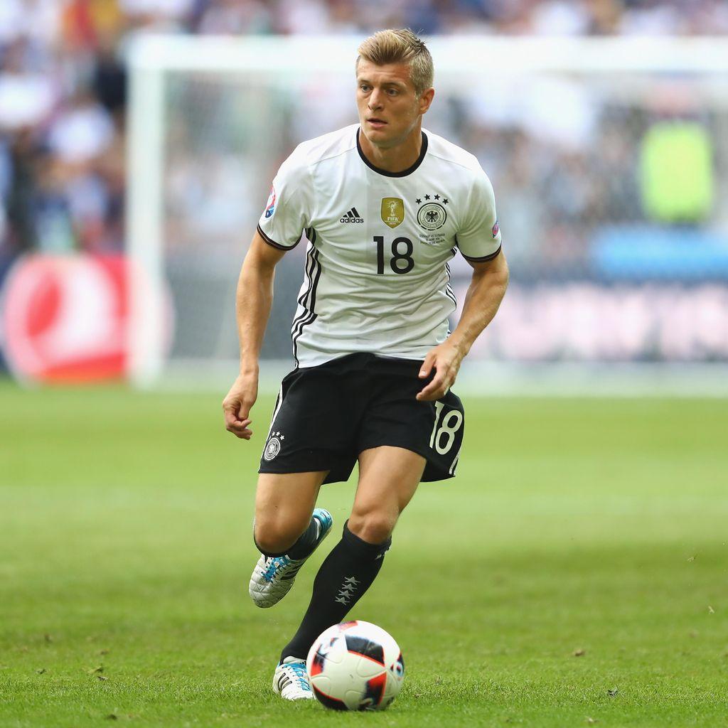 Kroos: Italia Ujian Terbesar Jerman