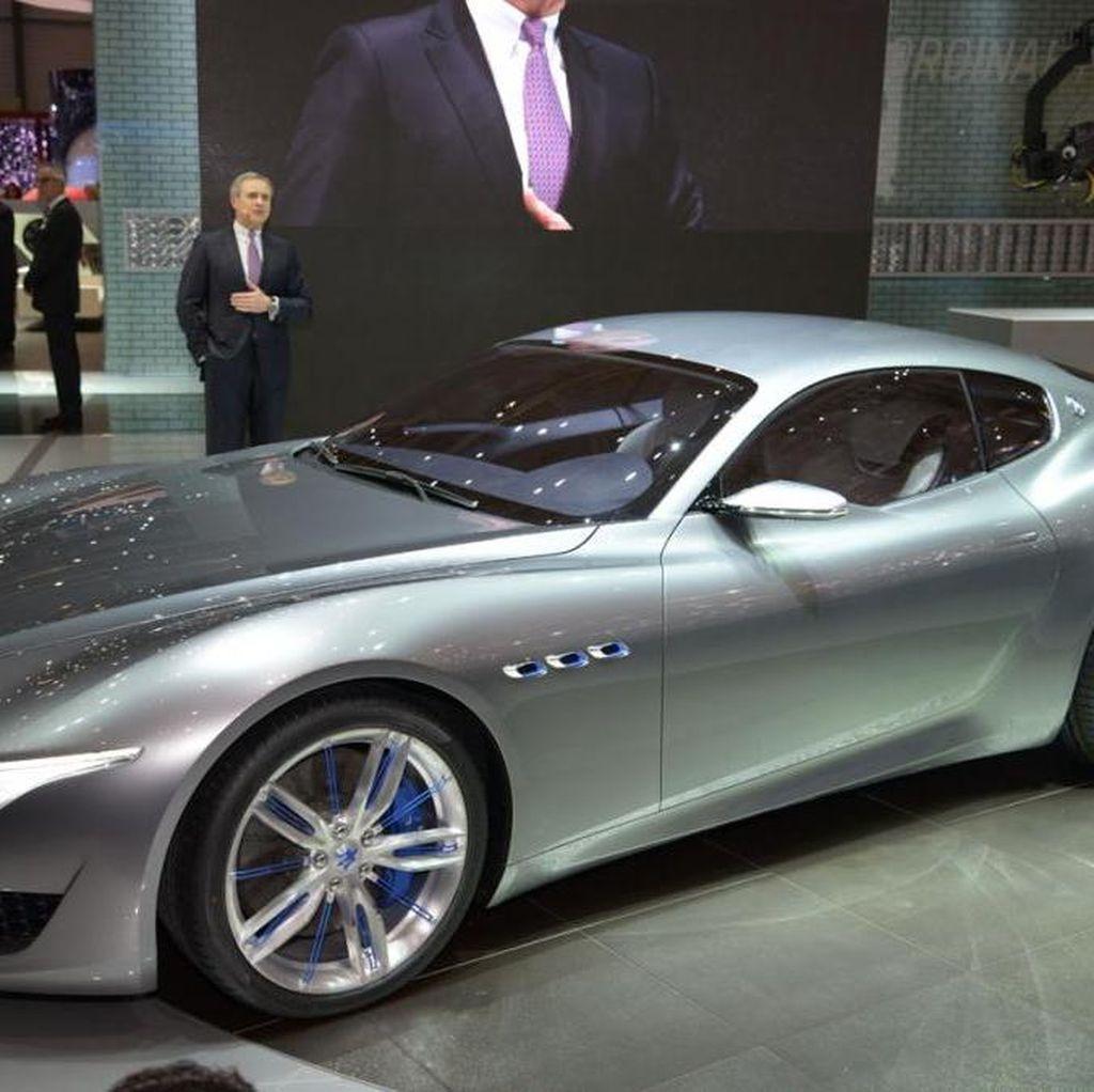 Maserati Alfieri Bakal Berbekal Listrik?
