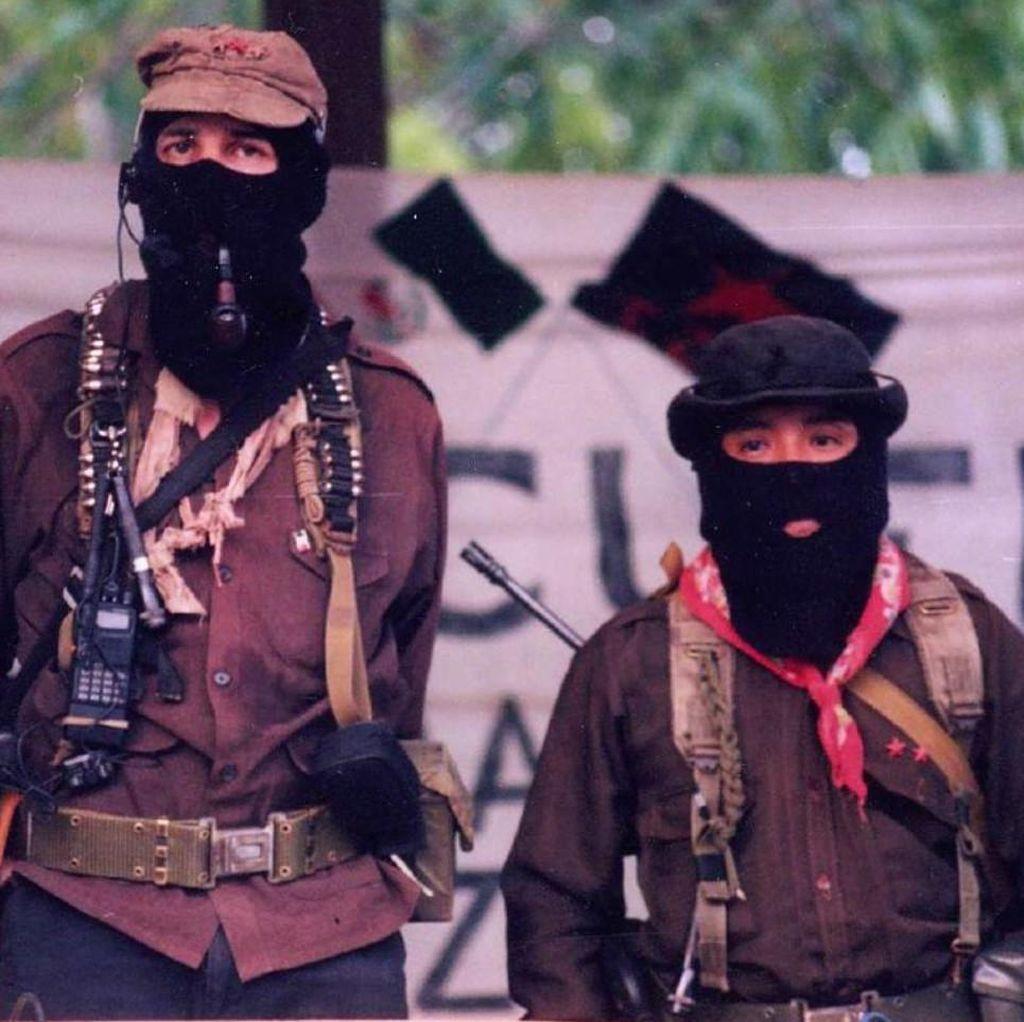 Ada Muslim di Jantung Zapatista