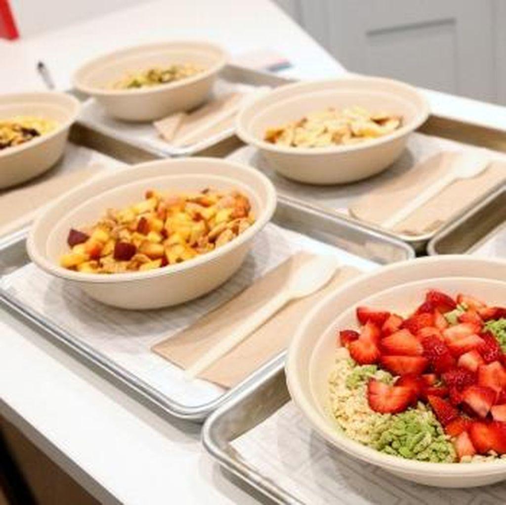 Kelloggs Buka Kafe Khusus Sajian Sereal di New York
