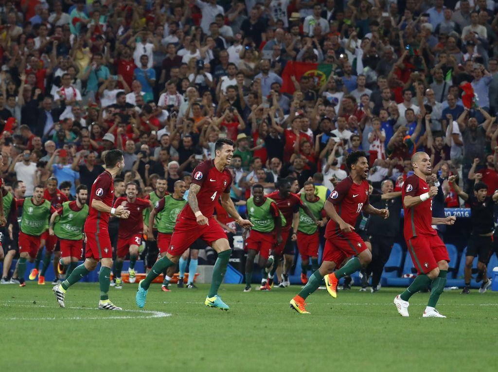 Kalahkan Polandia Lewat Adu Penalti, Portugal ke Semifinal