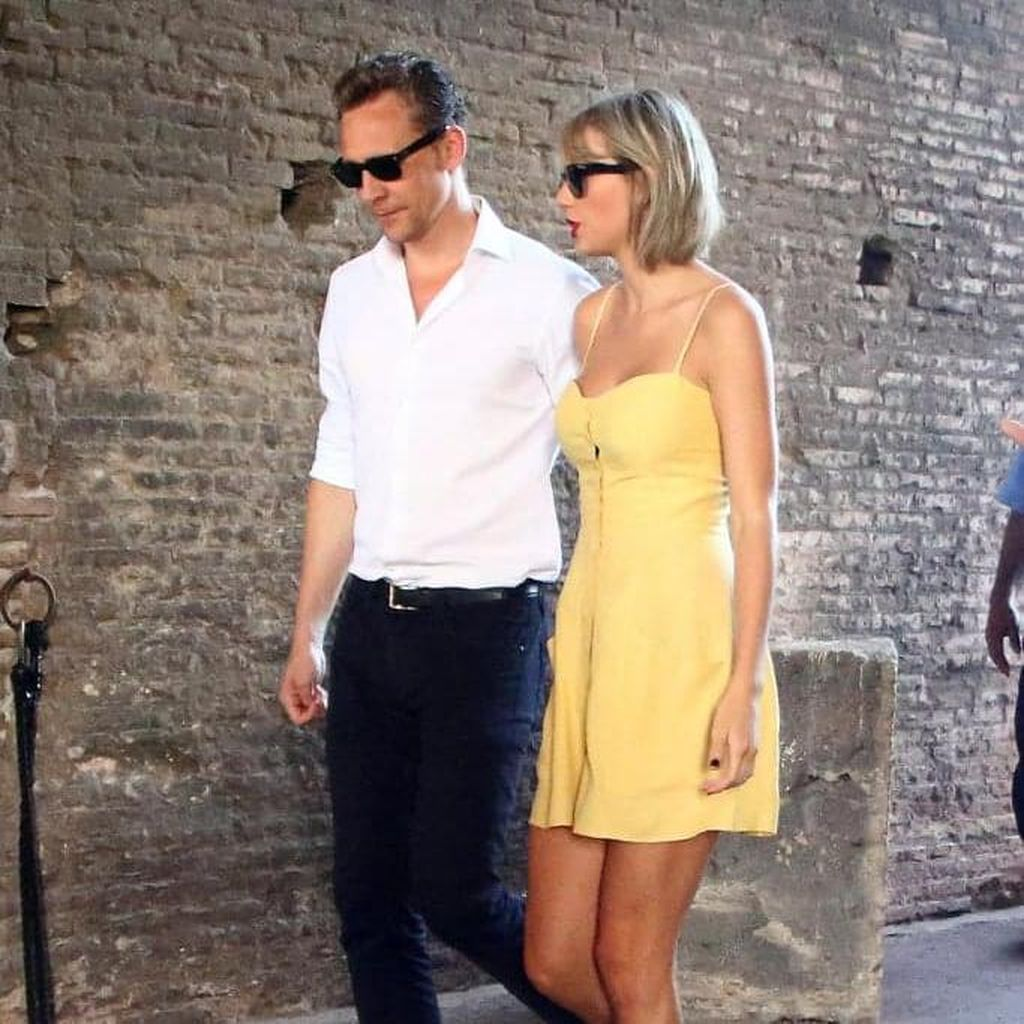 Lagu Baru Taylor Swift untuk Tom Hiddleston Bocor di Internet?