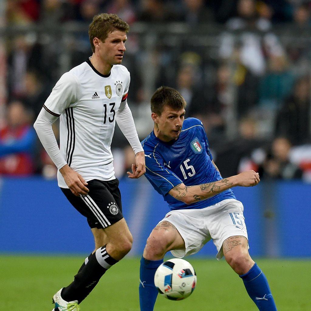 Loew: Pemenang Jerman vs Italia Favorit Juara