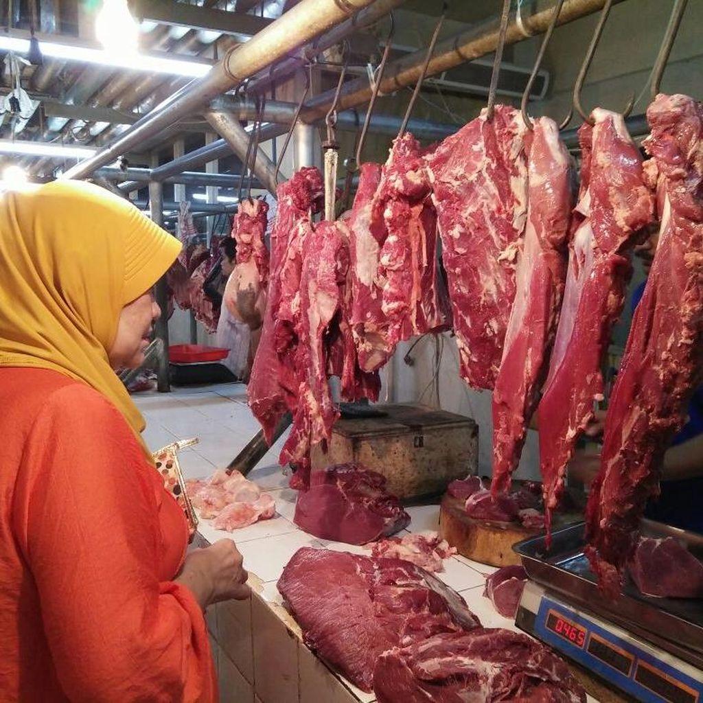 Mentan: Ada Isu Importir Mau Naikkan Harga Daging