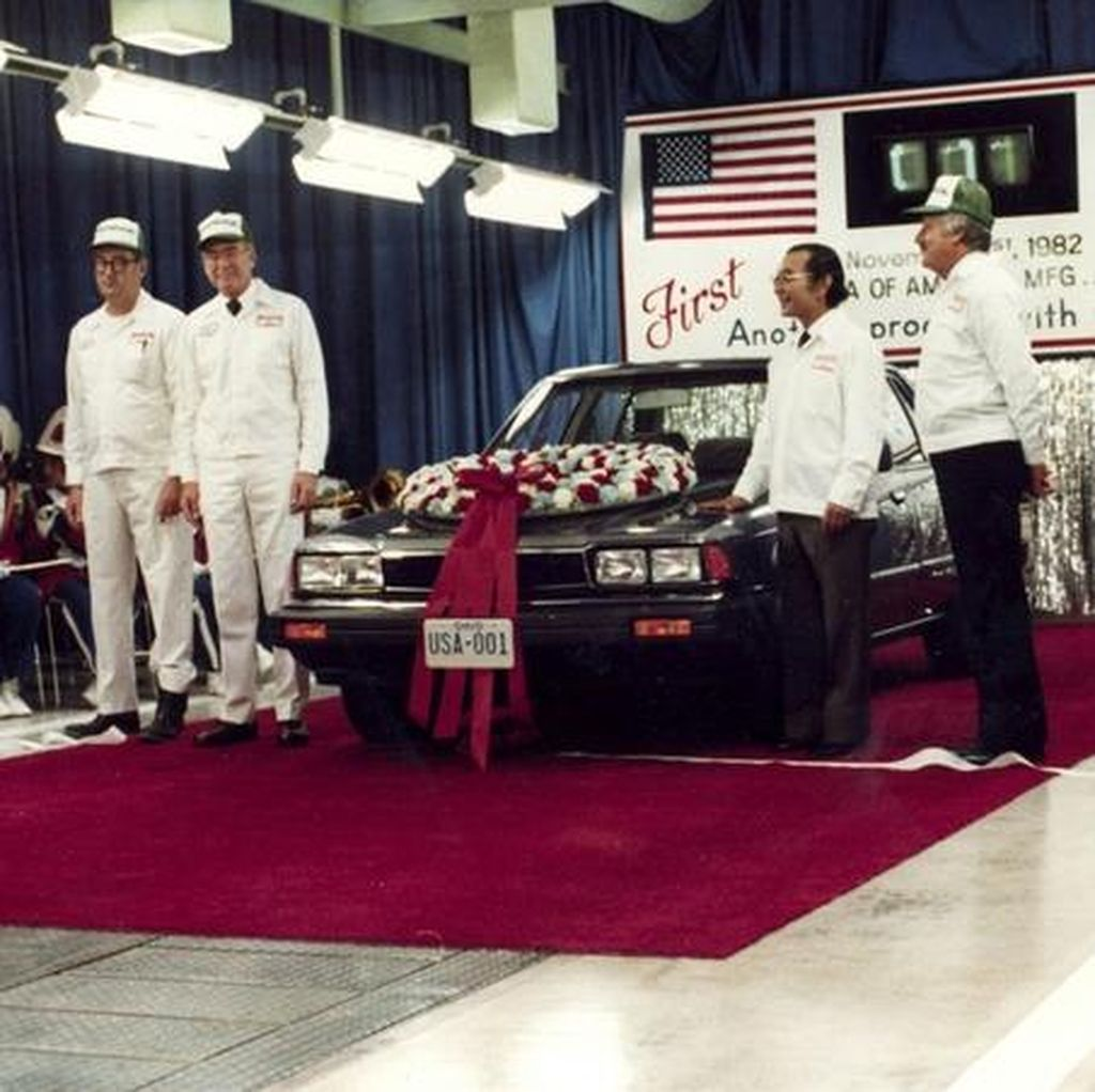 Honda Accord Rayakan Hari Jadi ke-40 di Amerika Serikat