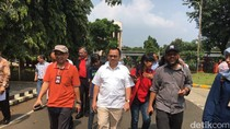 Jelang Lebaran, Sudirman Said Pantau Gardu PLN di Depok