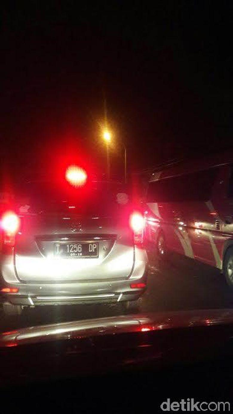 Jakarta - Jalur mudik pansela (Pantai Selatan) Jawa Tengah malam ini ...