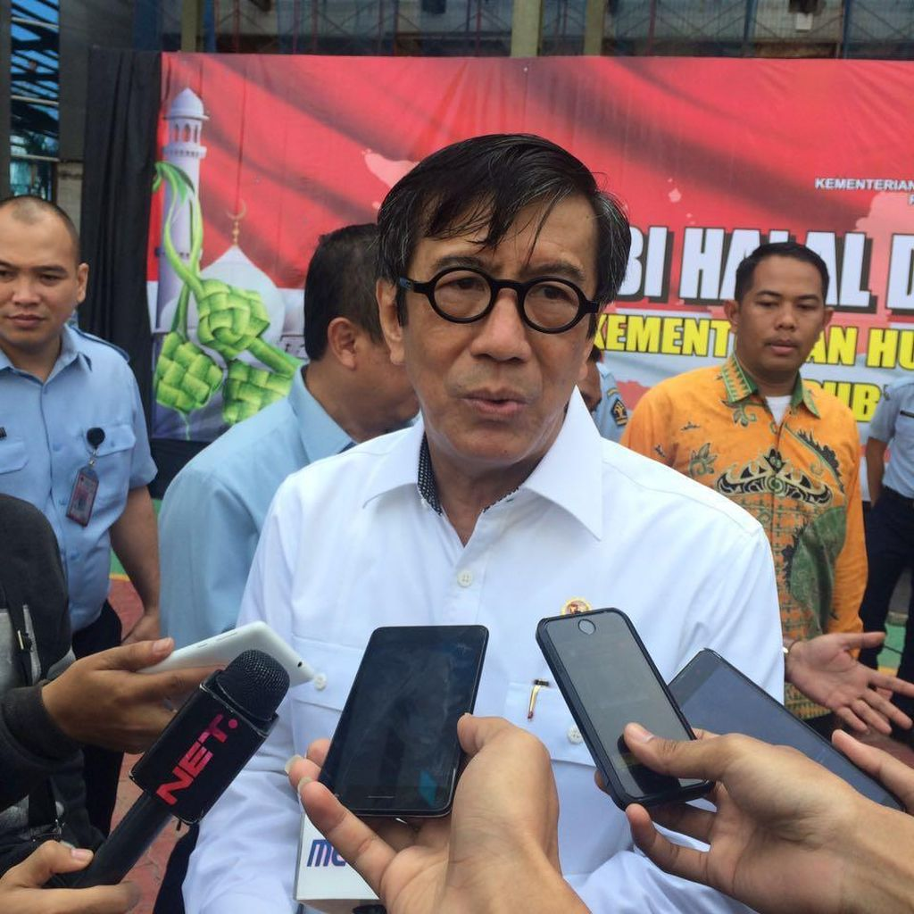 Diduga Terlibat Kerusuhan, Kepala Pengamanan Lapas Bengkulu Ditahan