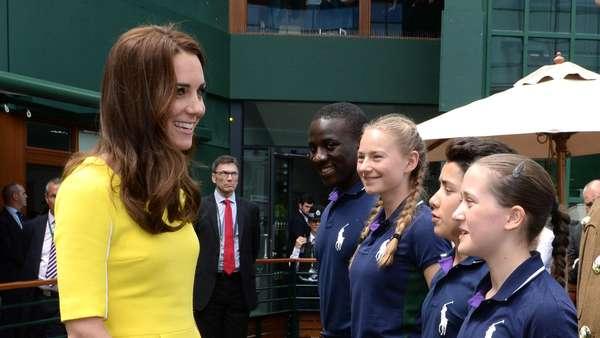 Pesona Kate Middleton di Awal Juli 2016