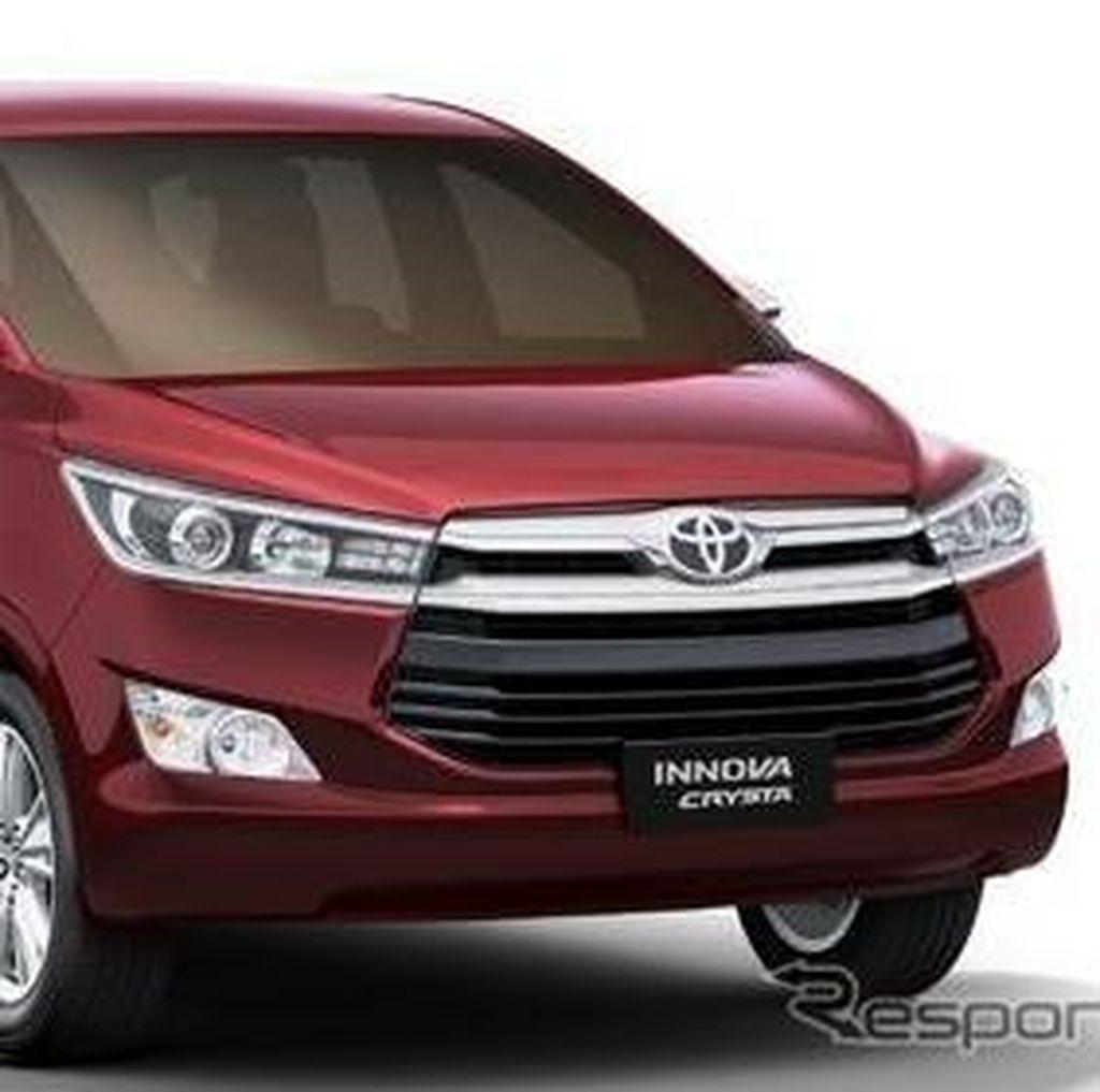 Toyota India Tawarkan Innova Bermesin Bensin 2.700 cc